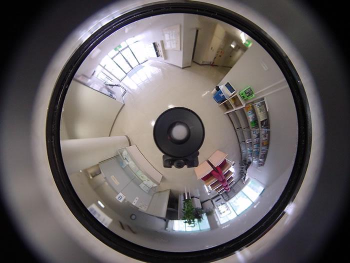 全方位画像 全方位センサ・全方位カメラ製品   ヴイストン株式会社 ヴイストン株式会社 ENGL
